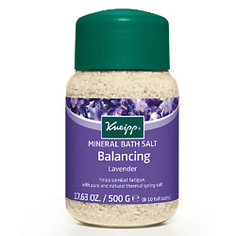 KNEIPP Соль для ванн с лавандой 500 г