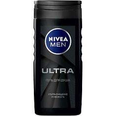 NIVEA Гель для душа ULTRA 250 мл