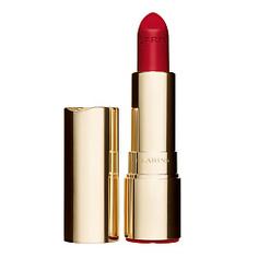 CLARINS Матовая губная помада Joli Rouge Velvet № 760V pink cranberry