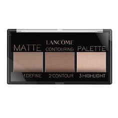 LANCOME палетка 3-в-1 для контурирования лица Palette Contouring Medium to Tan, 10 г