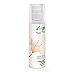 KNEIPP Молочко для лица очищающее регенерирующее косметическое 200 мл