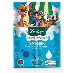 KNEIPP Пена-крем для ванн цветная детская Викинг с ароматом черники 40 мл