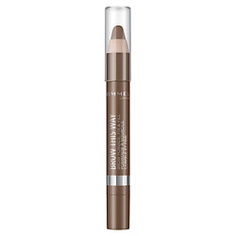 RIMMEL Помада для бровей Brow This Way № 002 Medium Brown