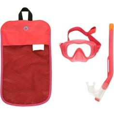 Набор Для Сноркелинга Snk 500 (маска И Трубка) Для Детей Subea
