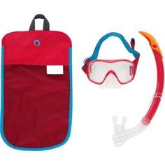 Набор Для Сноркелинга Snk 500 (маска И Трубка) Для Взрослых Subea