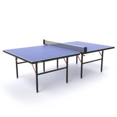 Стол Для Игры В Пинг-понг В Помещении Ft 720 / Ppt 100 Indoor Artengo