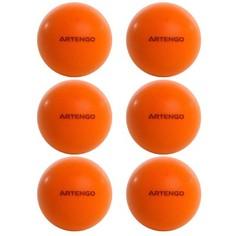 Бесшумные Мячи Для Пинг-понга Ppb 100 Silent X6 Artengo