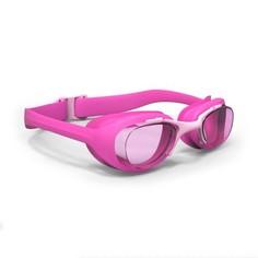 Очки Для Плавания Размер S Розовые Nabaiji
