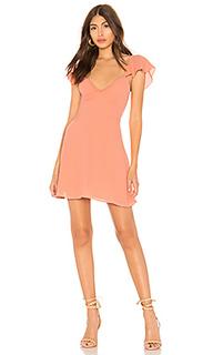 Платье с коротким рукавом noleen - by the way.