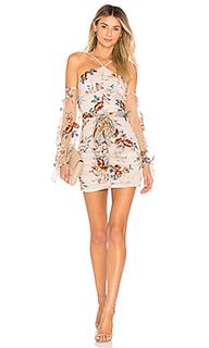Платье с длинным рукавом cali - Tularosa