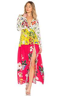 Платье bloom - ROCOCO SAND