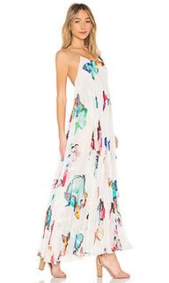 Платье blossom - ROCOCO SAND