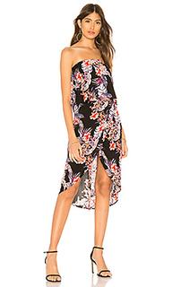 Платье wild hibiscus - MINKPINK