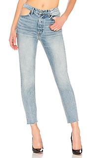 Вырез джинсы karolina - GRLFRND