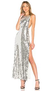 Платье миди estrella - h:ours