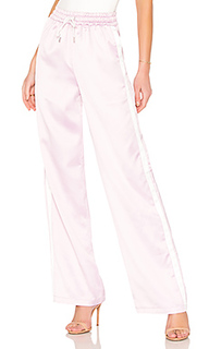 Пижамные брюки с широкими брючинами drawstring - MAJORELLE