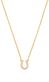 Ожерелье horseshoe - Natalie B Jewelry