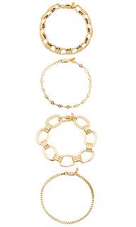 Набор браслетов riley - Vanessa Mooney