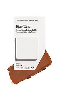 Сменный блок кремовая основа - Kjaer Weis