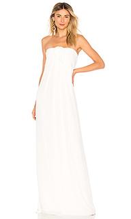 Вечернее платье front tie - Halston Heritage