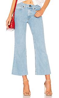 Wide leg justine trouser jean - rag & bone/JEAN