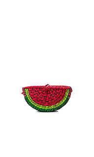 Сумка через плечо watermelon - Pitusa