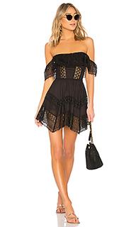 Платье со спущенными плечами vaiana - Charo Ruiz Ibiza