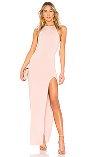 Вечернее платье с американской проймой pinot - NBD