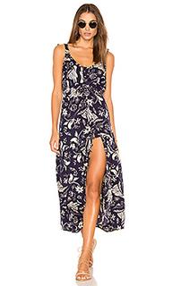 Платье bazaar - Cleobella