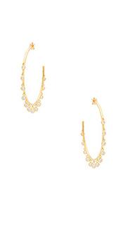 Серьги odyssey - Natalie B Jewelry
