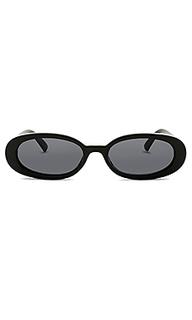 Солнцезащитные очки outta love - Le Specs