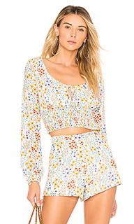 Блузка с длинным рукавом sydney - LAcademie