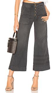 Широкие брюки la plage pant - SUNDRY