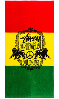 Полотенце hold the medz - Stussy