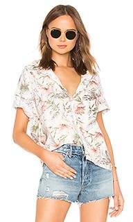 Рубашка на пуговицах с коротким рукавом tanis - NSF