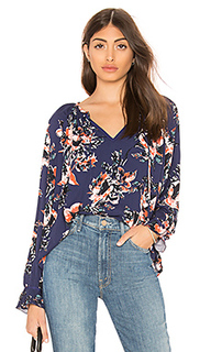 Блузка painted floral - Splendid