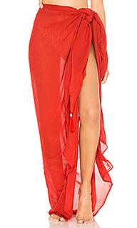 Однотонный sarong - Indah
