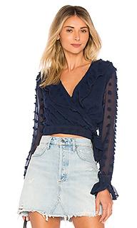 Блузка с длинным рукавом holly - Tularosa