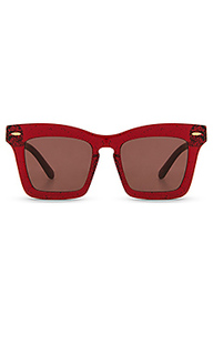 Солнцезащитные очки banks - Karen Walker