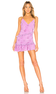 Мини платье glitter - NBD