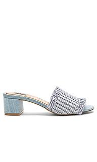 Туфли на каблуке stitched stripe - JAGGAR