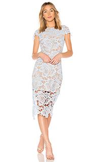 Платье rose midi - Bronx and Banco