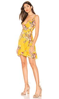 Платье tokyo wrap - MINKPINK