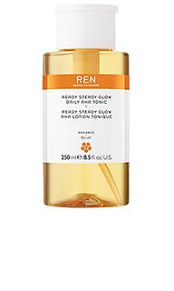 Ежедневный тоник aha ready set glow - REN Skincare