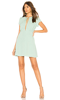 Приталенное расклёшенное платье elise - by the way.