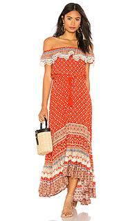Вечернее платье poppy stripe samba - Nightcap