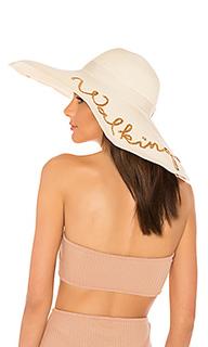 Шляпа sunny walking on sunshine - Eugenia Kim