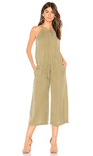 Комбинезон pleated crop jumpsuit - Bella Dahl