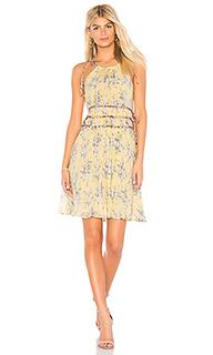 Платье lemon rose - Rebecca Taylor
