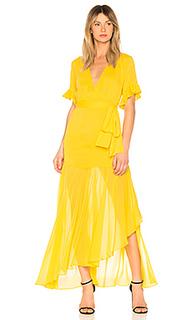 Асимметричное платье chrysanthemum - Privacy Please